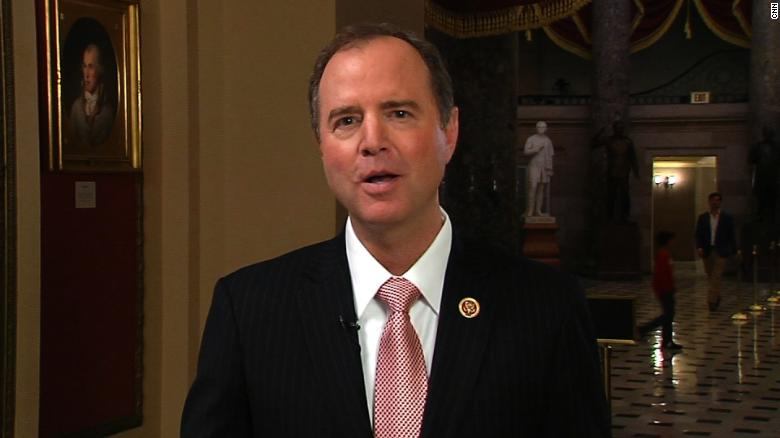 WH accuses Schiff of leaking info on Russia