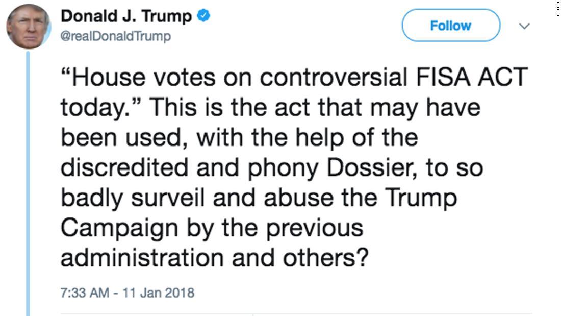 Senate passes FISA Section 702 reauthorization