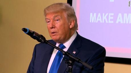 Trump had promised to be a 'champion' of Haitian-Americans