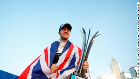 Britain's Sam Bird won the opening round of the 2017/18 Formula E championship in Hong Kong