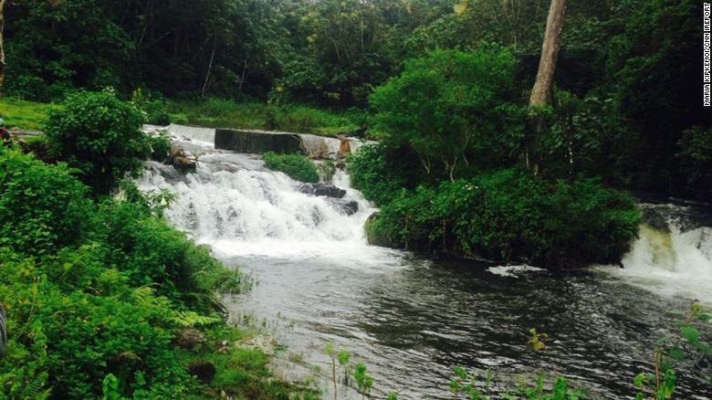 Maria Kipkemoi calls Aberdare National Park her favorite place in Kenya.