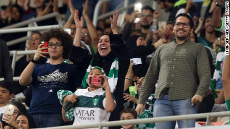 Host club Al-Ahli FC delighted fans with a 5-0 triumph.