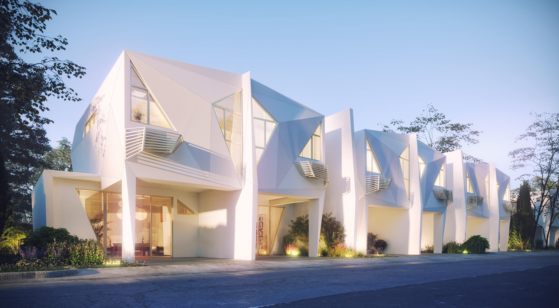 Philippines Prefab Village Designed By Starchitects Cnn Style