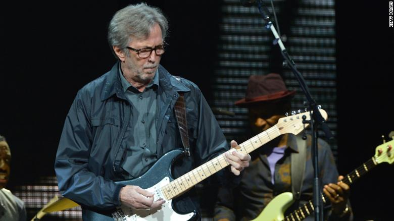 Eric Clapton is losing his hearing