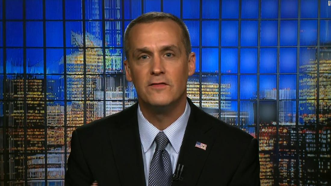 Lewandowski tries to explain Trump comments - CNN Video