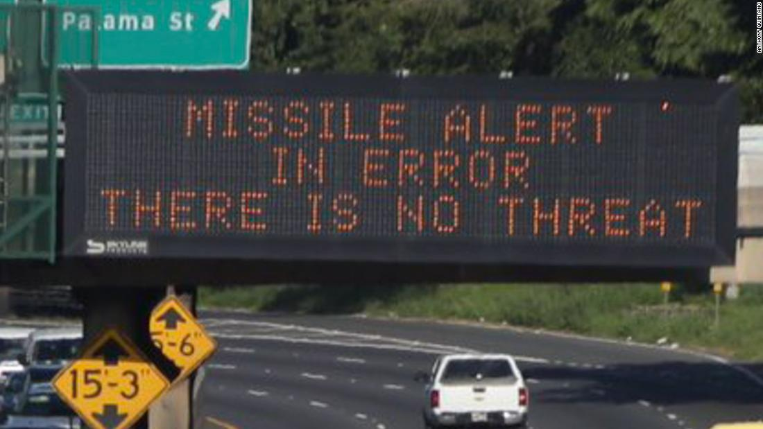 How emergency alerts are supposed to happen, and what went wrong