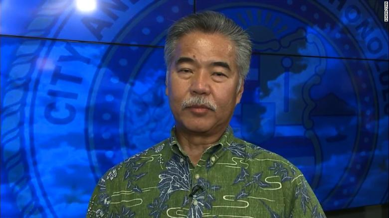 Hawaii alert: Employee who sent missile warning reassigned