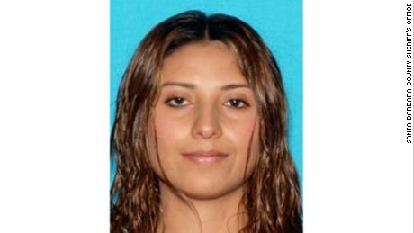Faviola Benitez Calderon was found by a search team with dogs on Saturday morning.
