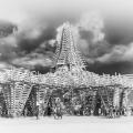 Burning Man temple 2017 2