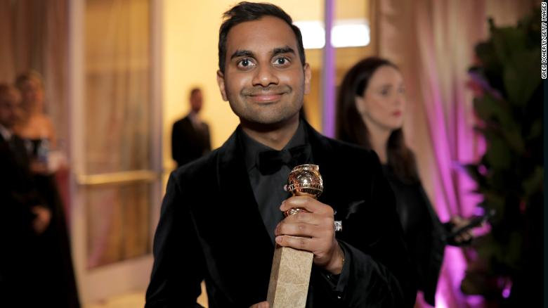 Aziz Ansari responds to sexual assault accusation