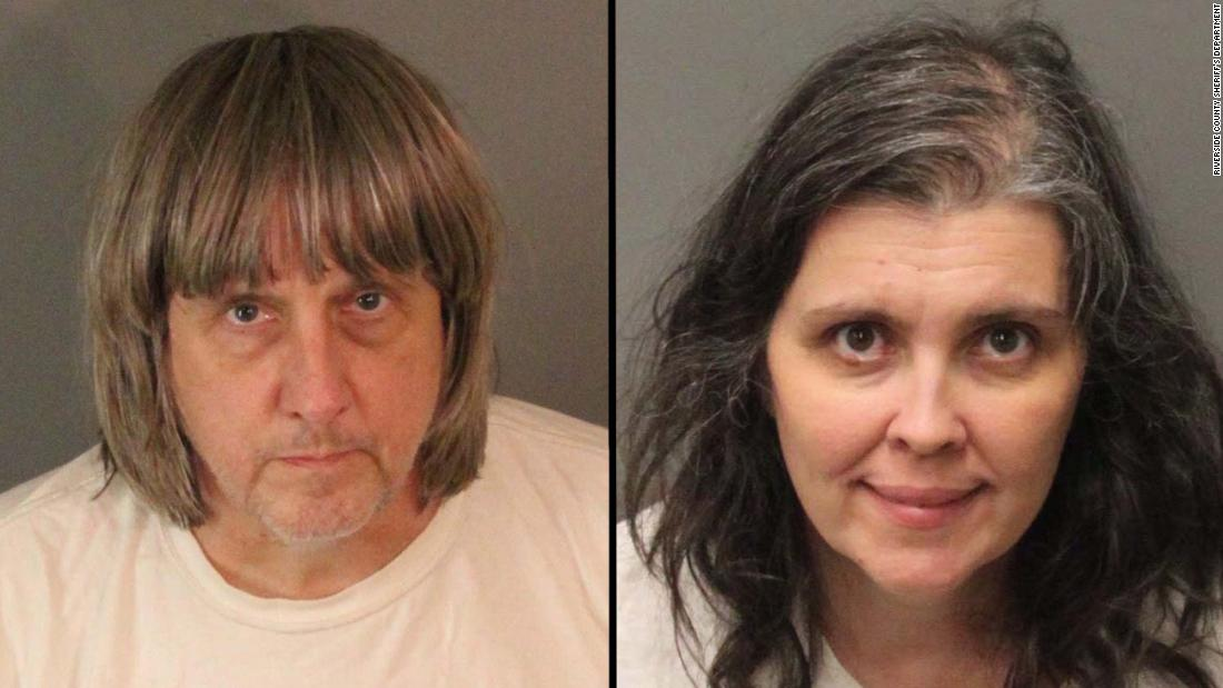 Couple accused of torture after their children found chained
