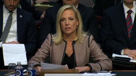 Image result for Homeland Security Secretary Kirstjen Nielsen