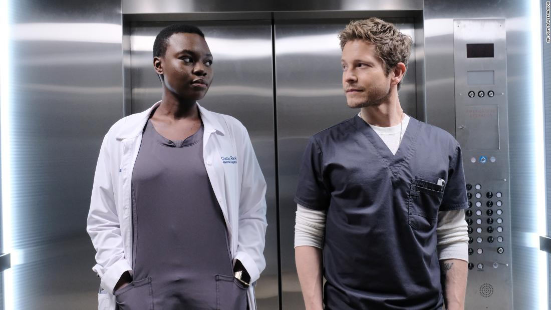 'The Resident' review: Fox's more cynical medical drama - CNN