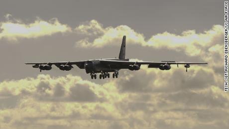 US flies bombers near contested South China Sea islands