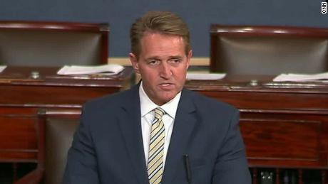 jeff flake senate floor stalin comparison sot_00010303.jpg