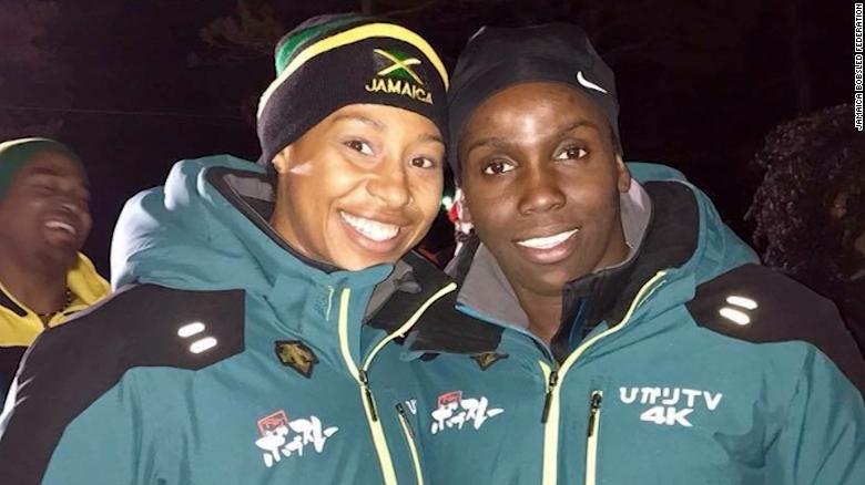 Jamaican women's bobsled team makes Olympic bow after rocky time