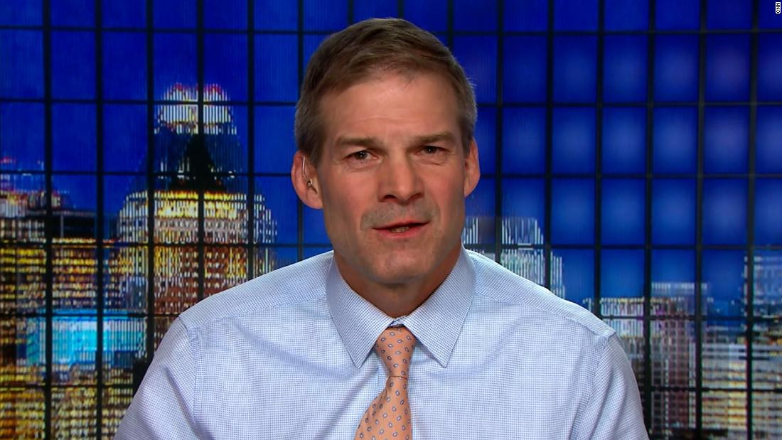Rep. Jordan: Dems to blame if government shuts down