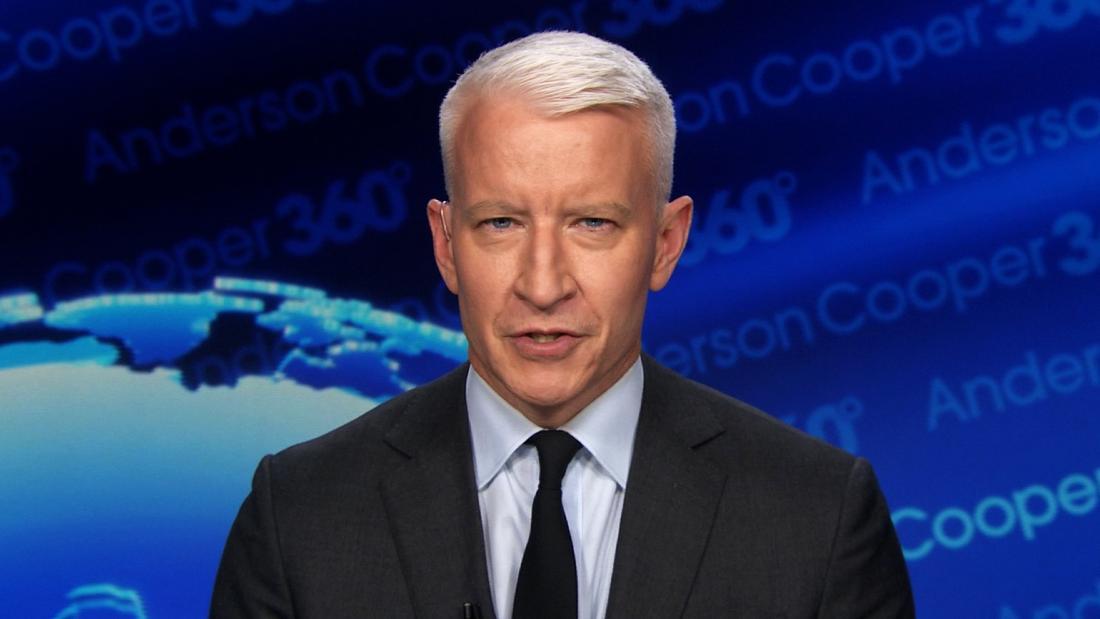 Cooper: Trump foils WH attempt to shift blame