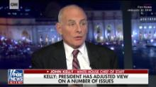 Trump fuming after John Kelly's comments