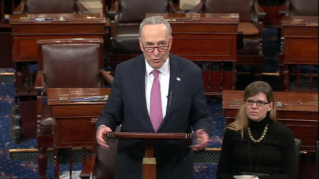 Schumer: We can do this with or without Trump - CNN Video