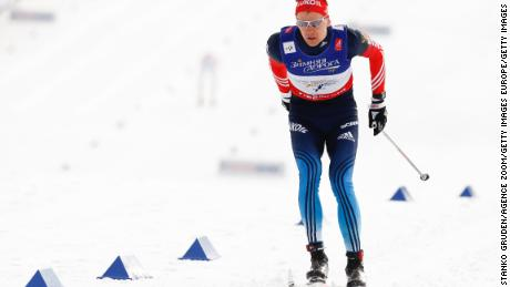 FALUN, SWEDEN - FEBRUARY 19: (FRANCE OUT) Nikita Kryukov of Russia competes during the FIS Nordic World Ski Championships Men's Cross-Country Sprint on February 19, 2015 in Falun, Sweden. (Photo by Stanko Gruden/Agence Zoom/Getty Images)