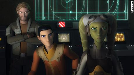 'Star Wars Rebels'