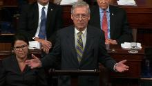 McConnell to Dems: What did you accomplish?