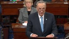 Sen. Schumer's message to the President
