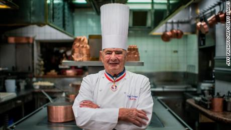 Three Michelin star French chef, dies aged 91
