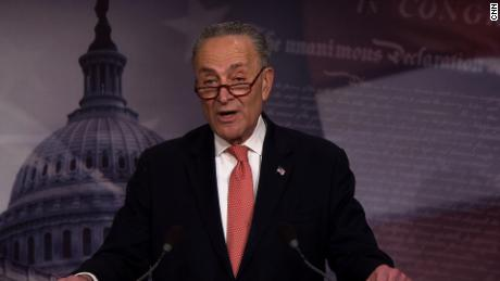 Schumer: WH talks like negotiating with Jell-O