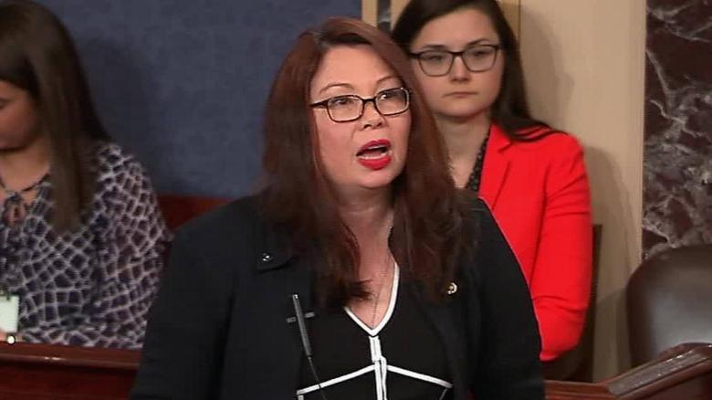 Tammy Duckworth Trump draft dodger sot_00002225