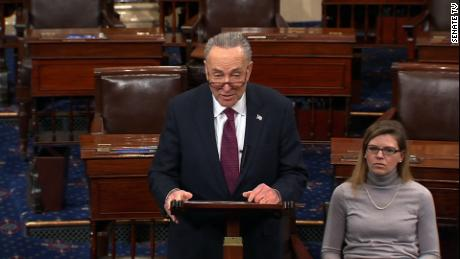 Chuck Schumer appealed to Trump to pick Merrick Garland for Supreme Court