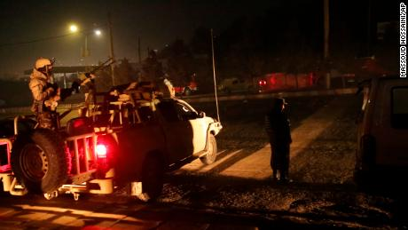 US Public Relations Pro Killed In Taliban Attack On Hotel
