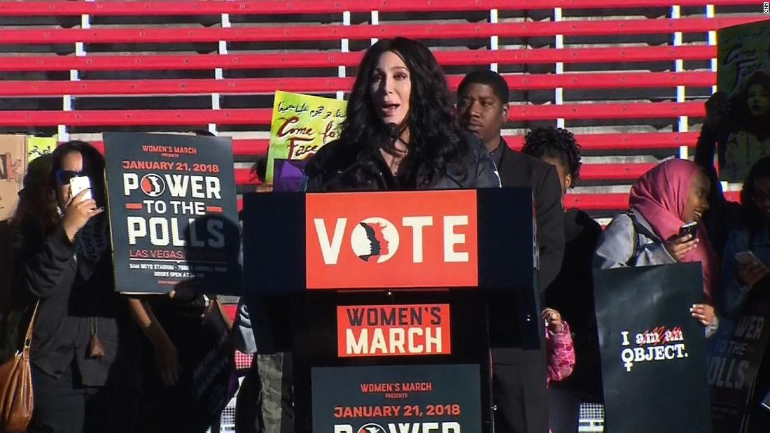 Cher: You want a job done right? Get a woman