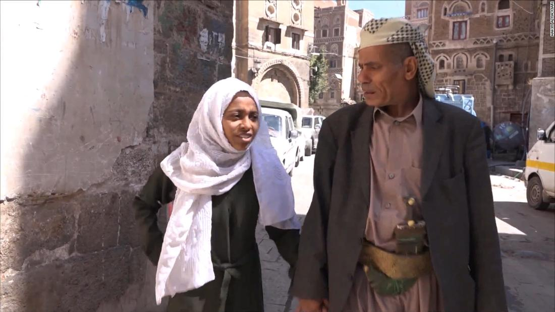 Amid Yemen's conflict, child marriage is on the rise