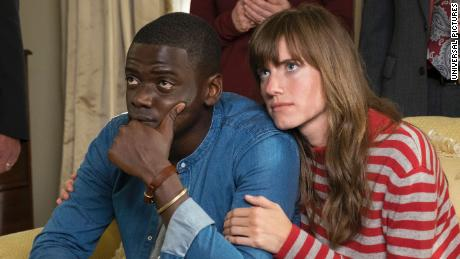 "Daniel Kaluuya and Allison Williams in ""Get Out."""