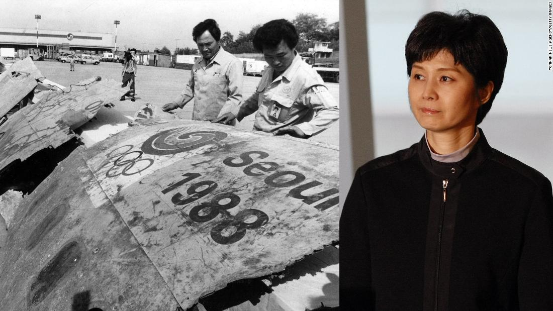 Image result for Ex-North Korean spy recounts Olympic plot to blow up plane