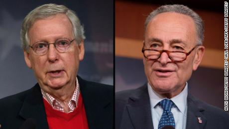 Senate leaders announce bipartisan finances deal