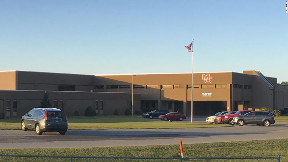 Kentucky school shooting: 2 students killed, 18 injured