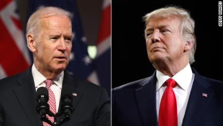 Biden is Trump's most anticipated -- and feared -- rival