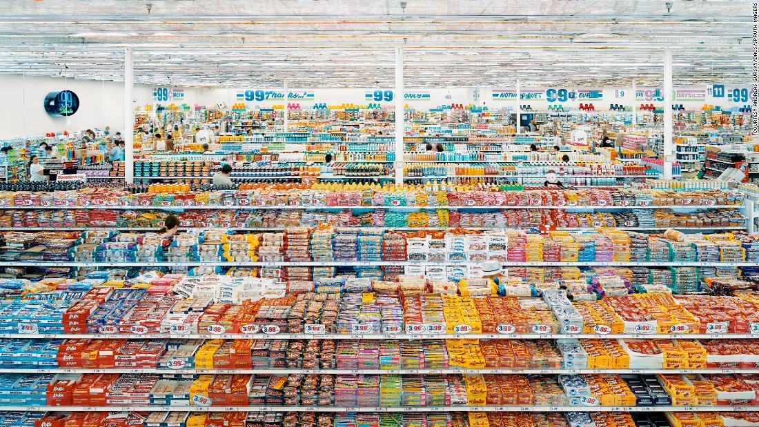 Andreas Gursky Retrospective Opens At Hayward Gallery