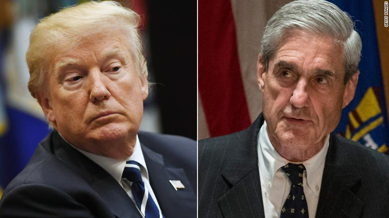 Trump Reportedly Tried To Fireplace Robert Mueller In June