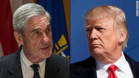 As Robert Mueller writes his report, a potential battle brews over obstruction of justice