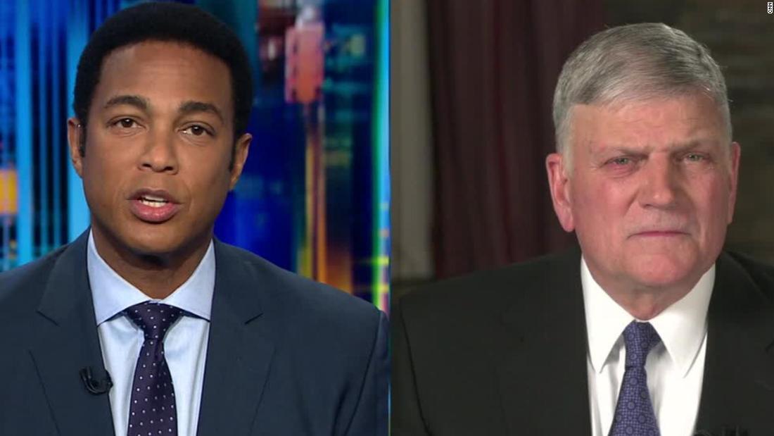 Pastor defends Trump amid affair allegations - CNN Video