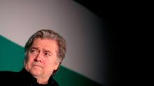 Steve Bannon questioned by special counsel