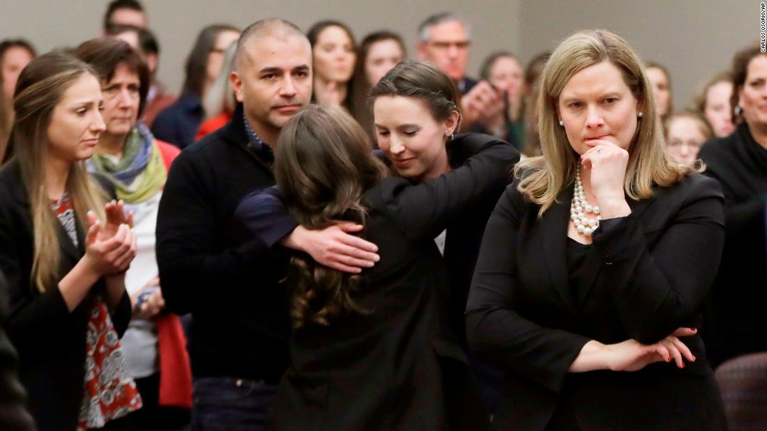 Read prosecutor's statement at Larry Nassar sentencing