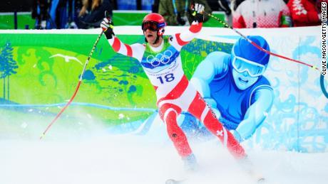 Didier Defago was Switzerland's first men's Olympic downhill champion since Pirmin Zurbriggen in 1988.