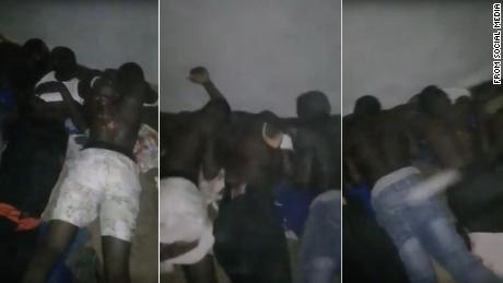 Sudanese migrants tortured in Libya for ransom