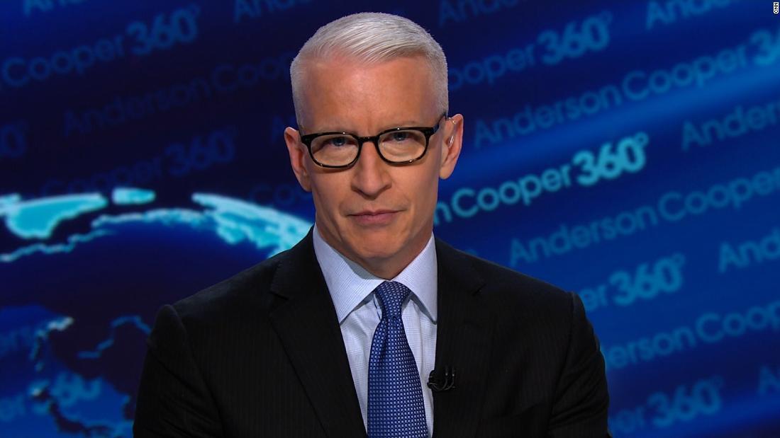 Anderson Cooper debunks FBI