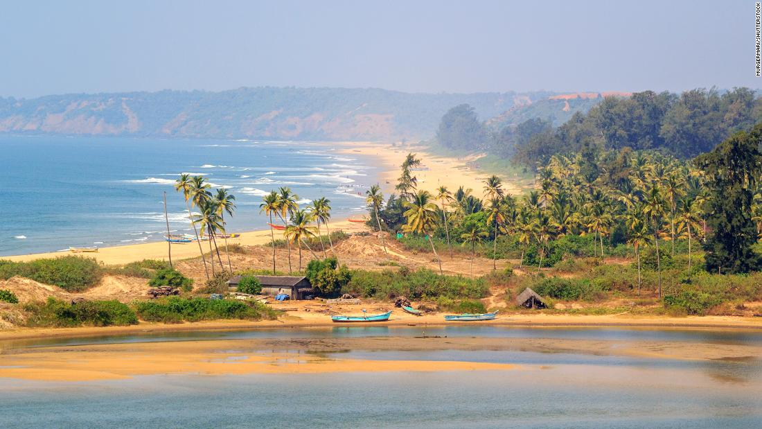 11 Indian beaches away from the crowds